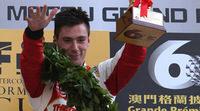 Alex Lynn gana el GP de Macao de F3 2013