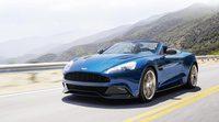 Aston Martin Vanquish Volante Neiman Marcus
