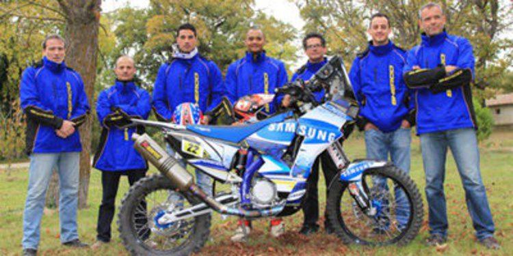 Joan Pedrero forma parte del equipo oficial de Sherco