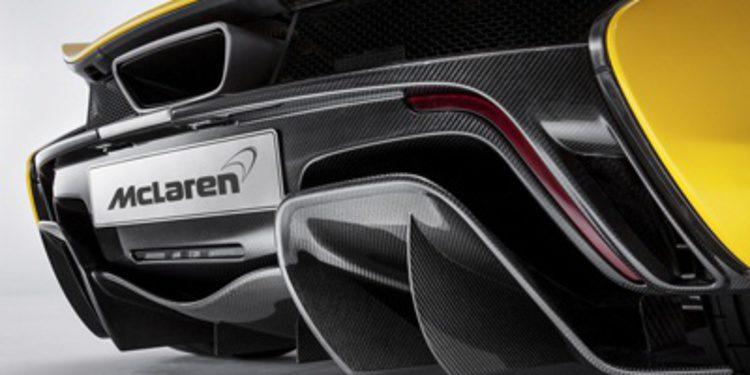 El McLaren P1 agota su stock de 375 unidades