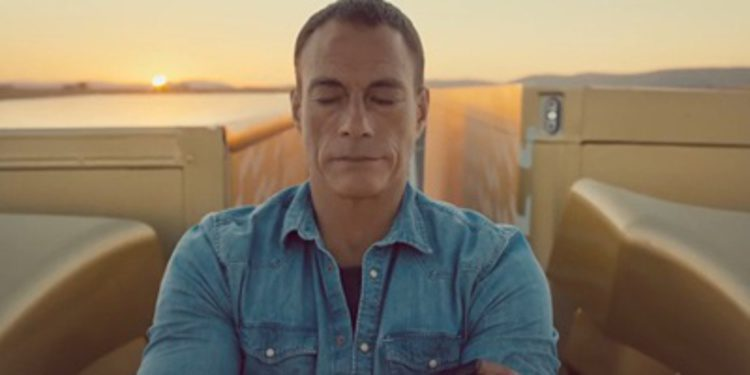 Jean Claude van Damme y el nuevo spot de Volvo Trucks