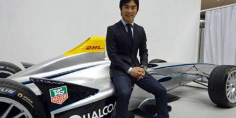 Takuma Sato se une a la Formula E
