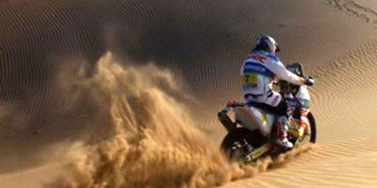 Lista de inscritos del Dakar 2014 en motos