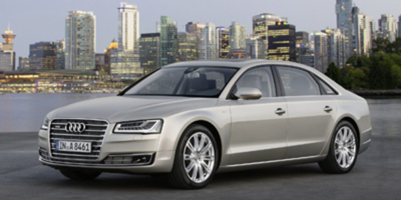 Audi eleva el lujo del A8 al máximo exponente