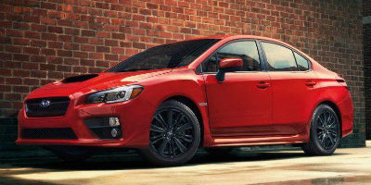 Subaru presenta el completamente nuevo WRX