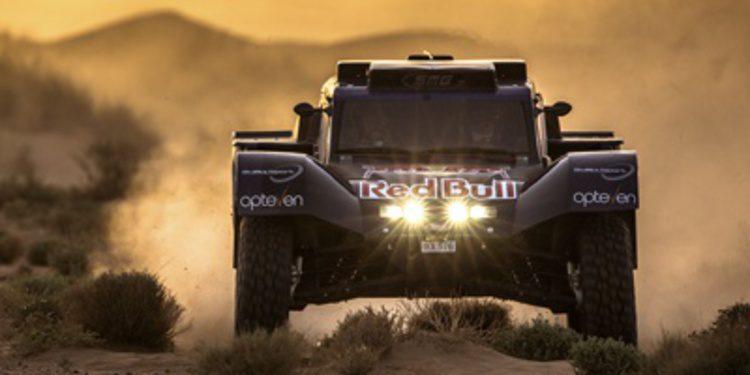 Lista de inscritos del Dakar 2014 en coches