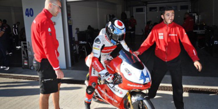 Lista provisional de inscritos en Moto3 2014