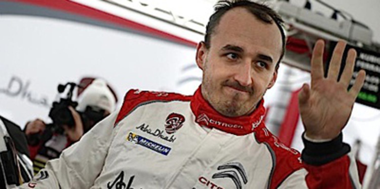 M-Sport lanza su primer órdago por Robert Kubica