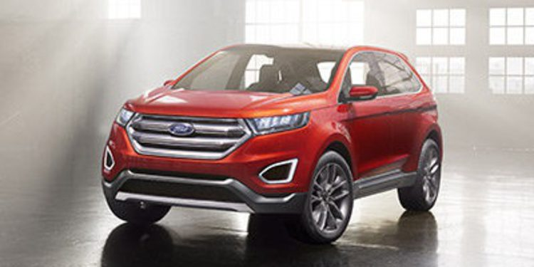 Ford Edge, un gran todoterreno