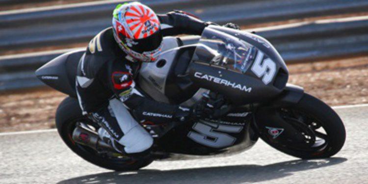 Lista provisional de inscritos en Moto2 2014