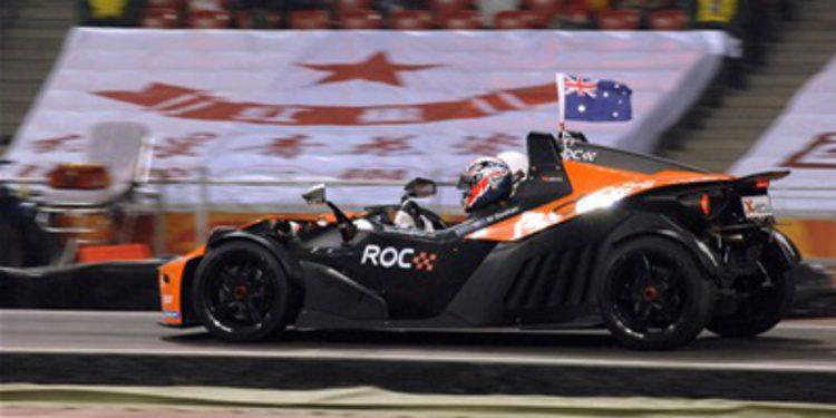 """Doohan y Whincup, """"aussies"""" en la Race of Champions 2013"""