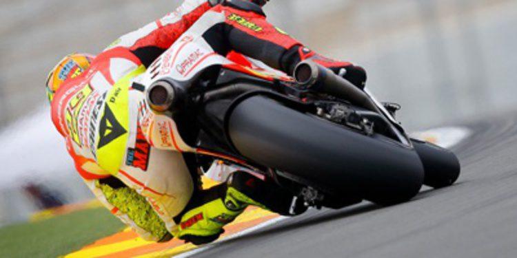Lista provisional de inscritos en MotoGP 2014