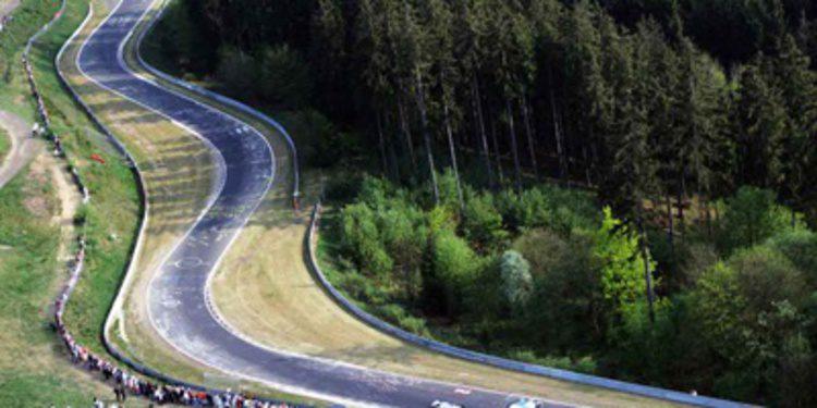 ADAC abandona la carrera por Nürburgring
