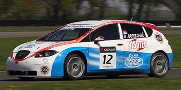 Dusan Borkovic pasará al WTCC en 2014