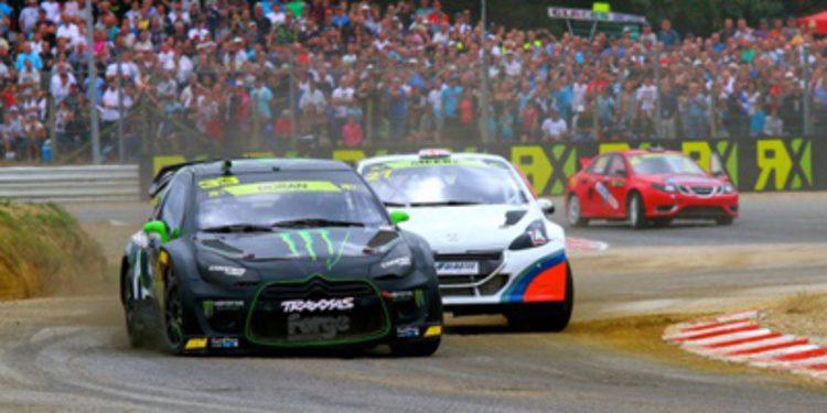 El Mundial de Rallycross vistará Canadá en 2014