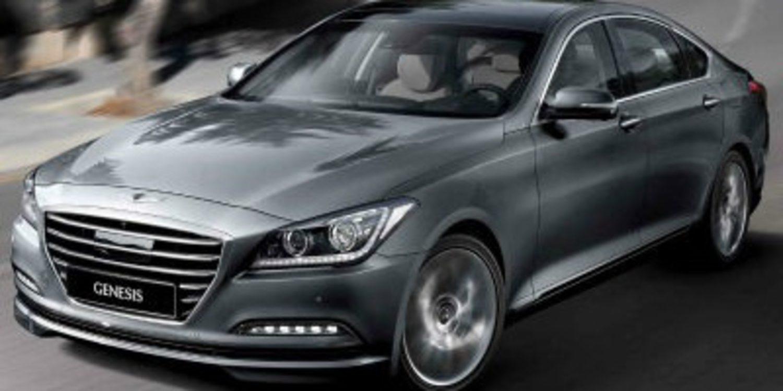 Hyundai apuesta por un Génesis sedán para entrar en la batalla de los premium