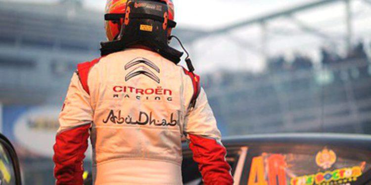 Dani Sordo gana el Monza Rally Show por delante de Valentino Rossi