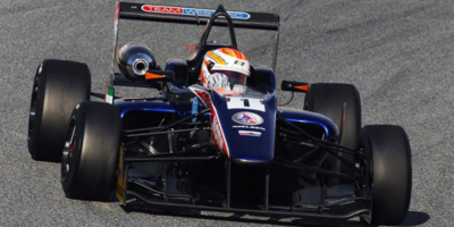 El Team West-Tec se une al FIA F3 en 2014
