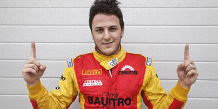 Fabio Leimer debutará en la Race of Champions