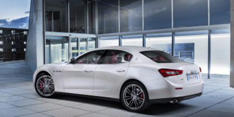 Excelente resultado del Maserati Ghibli en las pruebas de choque