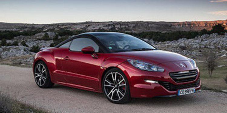 Peugeot RCZ R por 39.900 Euros