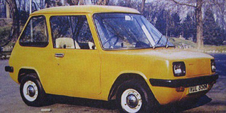 El Enfield 8000: un coche eléctrico en los '70