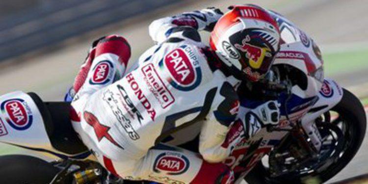 El Mundial de Superbikes de test en Jerez con estrenos
