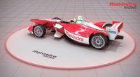 Mahindra ya tiene su equipo en la Formula E