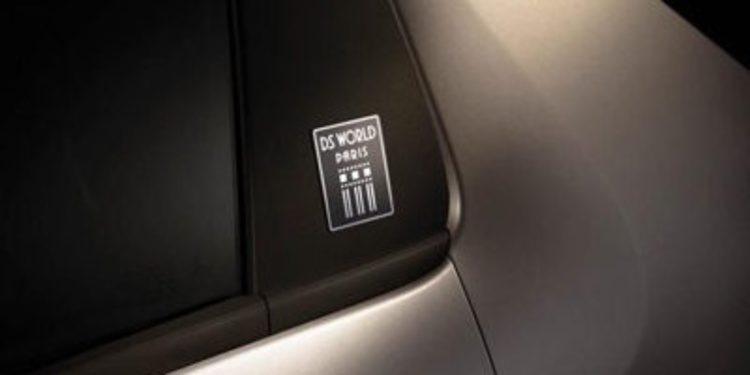 15 unidades de un peculiar Citroën DS3 World Paris