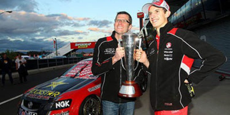 Nick Percat con Walkinshaw Racing en 2014