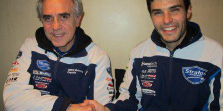 Russel Gómez ficha por el Team Stratos para Moto2