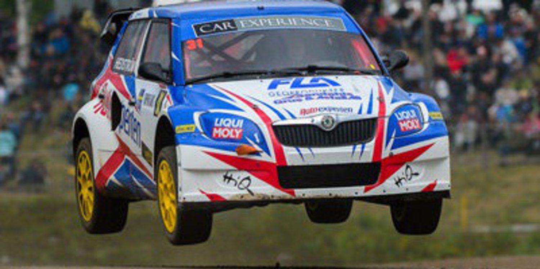 Hedstroms Motorsport entra en el Mundial de Rallycross