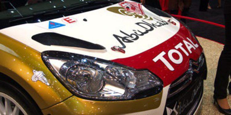 Citroën Racing desvelará su programa el 16 de diciembre