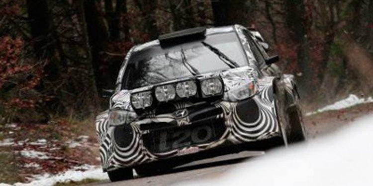 Dani Sordo correrá en el Rally de Monte Carlo con Hyundai
