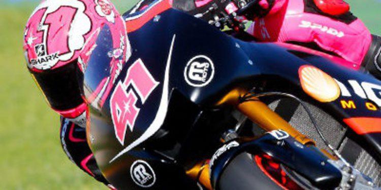 Aleix Espargaró prueba la FTR-Yamaha en Jerez