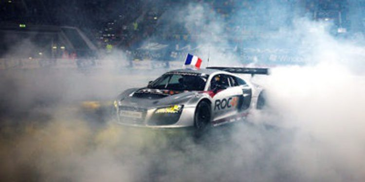 La Race of Champions 2013 queda suspendida