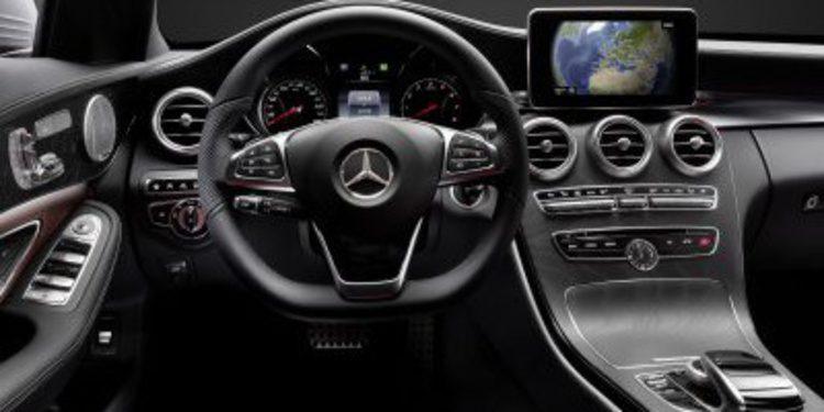 Mercedes desvelará la nueva Clase C el 16 de diciembre