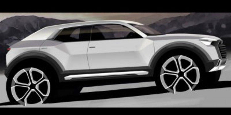 El Q1 será el minisuv de Audi