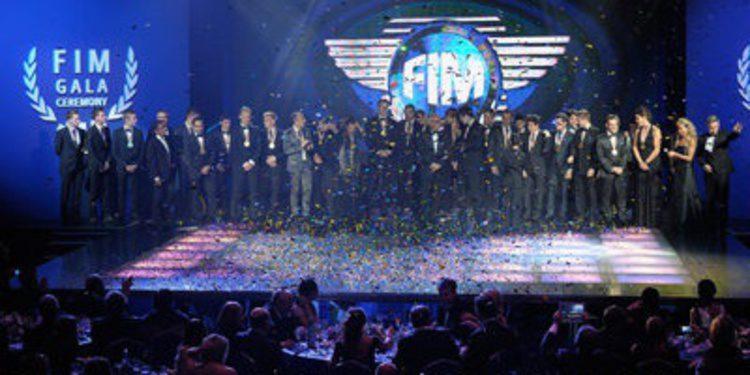Gala de premios de la FIM 2013 desde Montecarlo