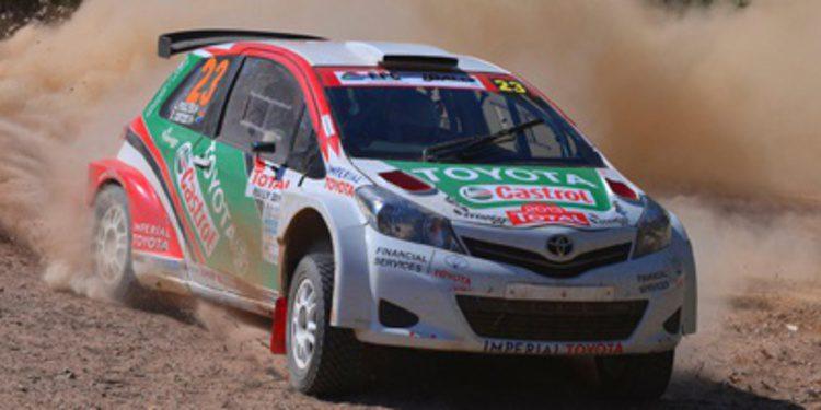 Toyota piensa en Motorsport Italia para regresar al WRC