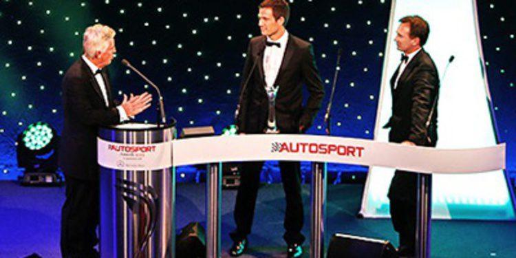Sebastien Ogier triunfa en los Autosport Awards 2013