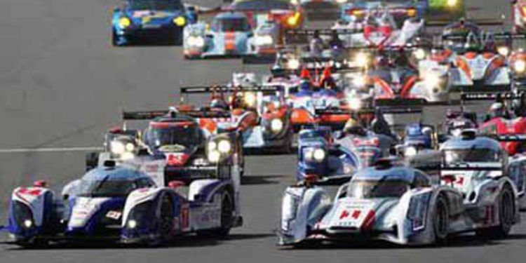 Confirmado el calendario definitivo del WEC para 2014