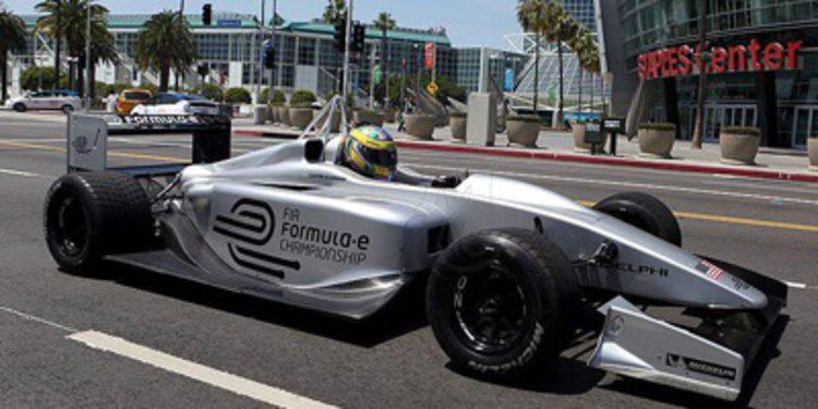 El primer calendario de la Formula E es oficial