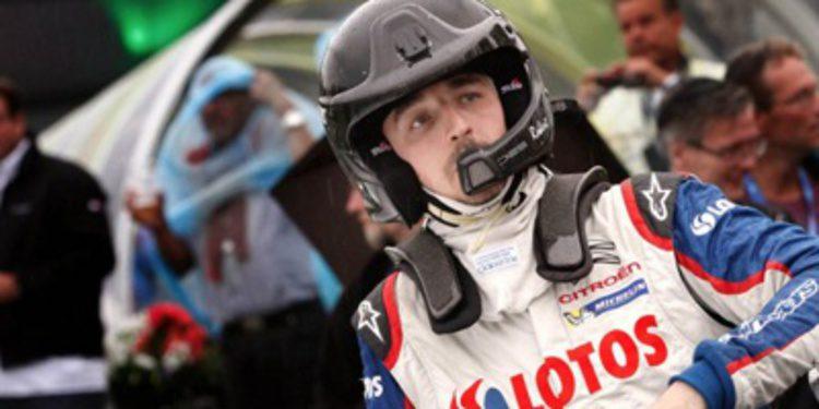 ¿Robert Kubica y Stig Blomqvist en el Jänner Rally?