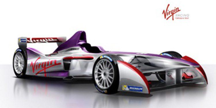Virgin Formula E, penúltimo equipo del campeonato