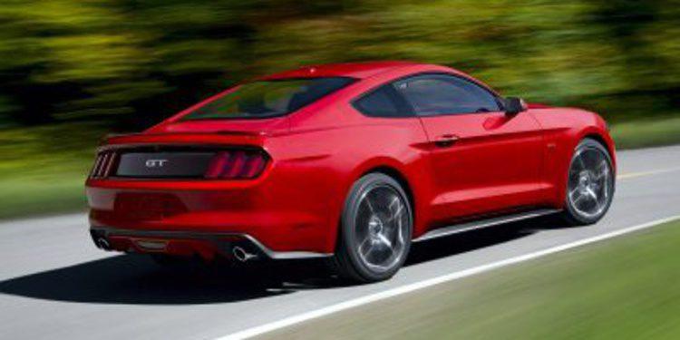 Ford Mustang 2015, especificaciones e imágenes