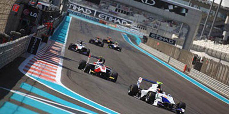 Confirmado el calendario 2014 de la GP3