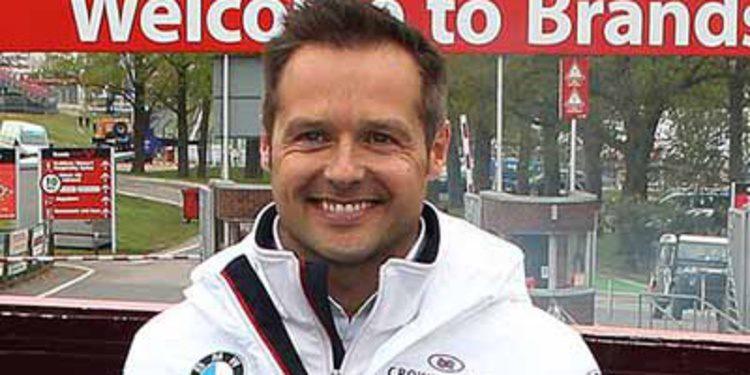 Andy Priaulx se va al United Sportscar Championship con BMW
