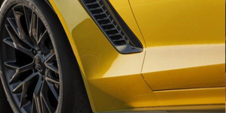 Chevrolet nos adelanta el Corvette Z06