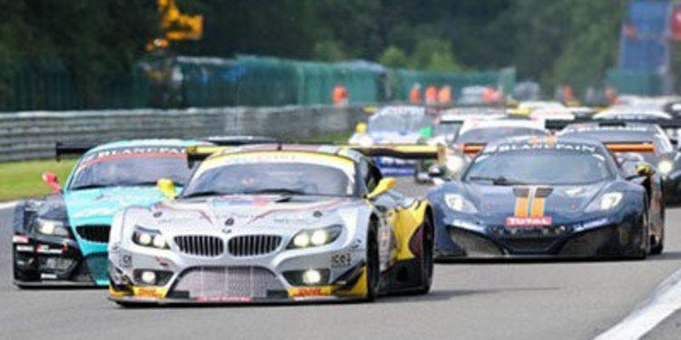 Las Blancpain GT Series volverán a Zolder, pero no a Navarra